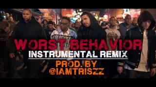 Drake  Worst Behavior  Instrumental