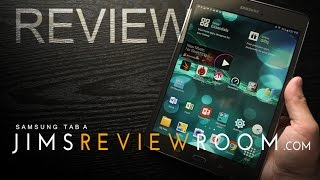 Samsung Galaxy Tab A Tablet - REVIEW - dooclip.me