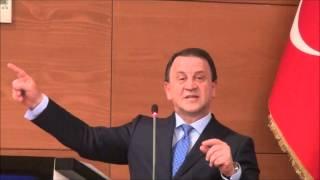 Özcan IŞIKLAR Belediyecilik Dersi Verdi BÖLÜM (2)