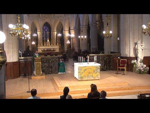 Messe du 13 septembre 2020 à Saint-Germain-l'Auxerrois