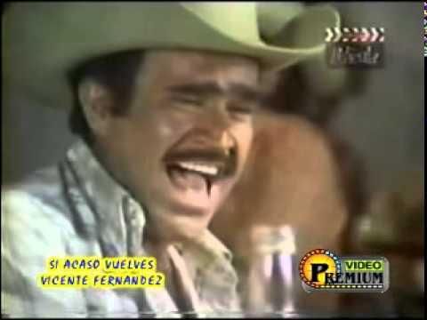 VICENTE FERNANDEZ  SI ACASO VUELVES