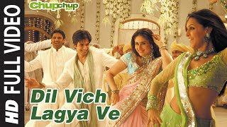 """Dil Vich Lagya Ve"" Full Song | Chup Chup Ke | Shahid Kapoor, Kareena Kapoor"