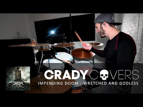 Drum Cover (Wretched and Godless)