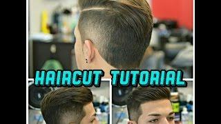 Mens Hair styles | How to do the Underburst Haircut!