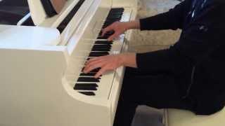 Adele - Skyfall (NEW PIANO VERSION w/ SHEET MUSIC
