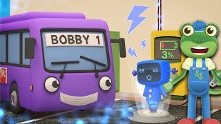 Bobby The Bus Goes ELECTRIC   Gecko