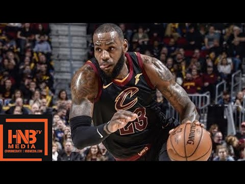 Cleveland Cavaliers vs Charlotte Hornets Full Game Highlights / Week 6 / 2017 NBA Season