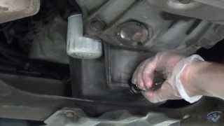 Engine Oil Change and Filter Chevrolet Tahoe