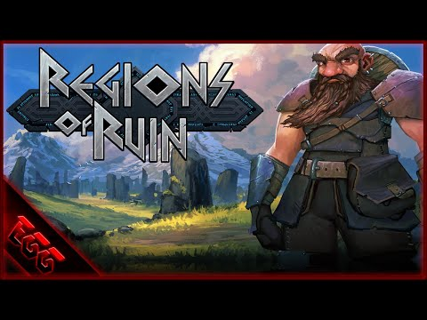 "Regions Of Ruin - Ep1: ""Open World"" Kingdom-Like RPG!"
