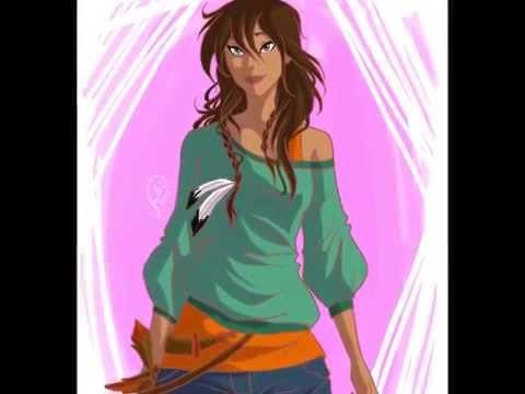 Angel with a Shotgun - Piper McLean