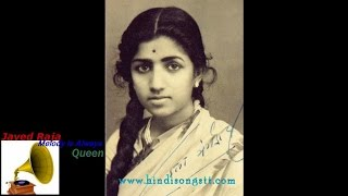 *.LATA JI-Film~VIDIYA PATI-[1964]-More Naina Sawan