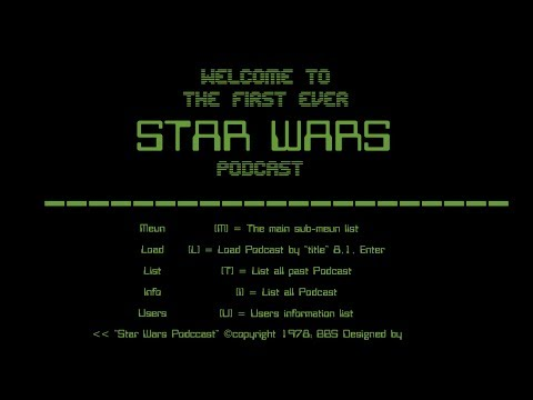 The First Star Wars Podcast: April 1st 1978 (now on iTunes!)
