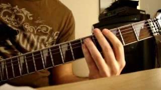 The offspring - Self Esteem Guitar Chord Lesson Tutorial