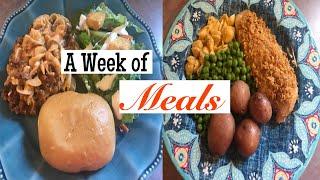 What's for Dinner?| Family Meal Ideas| June 11-17, 2018