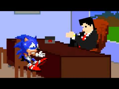 Soníkovo setkání s agentem