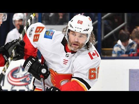 Ohlédnutí za kariérou Jaromíra Jágra v NHL