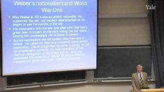 16. Weber on Protestantism and Capitalism