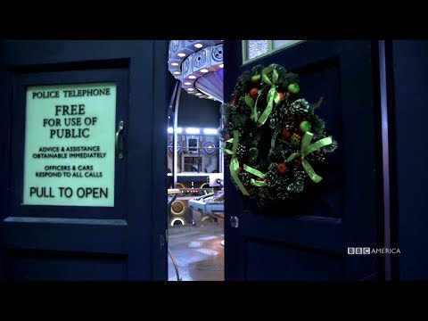 Doctor Who Viral Video 'A Countdown to Christmas'