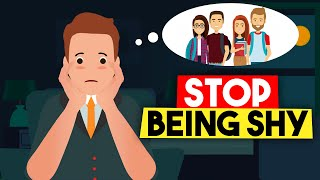 How to Stop Being Shy and Antisocial