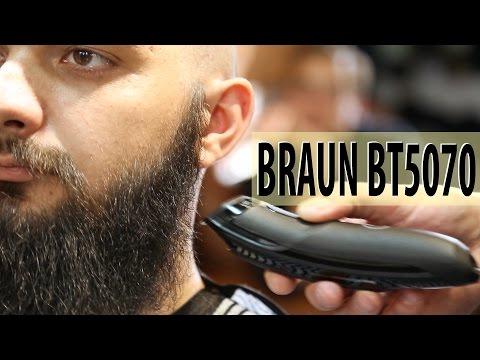 Обзор триммера BRAUN BT 5070. На страже опрятной бороды