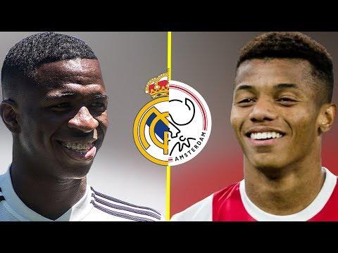 Vinicius JR VS David Neres - Who Is The Best ? - Amazing Dribbling Skills - 2019 🇧🇷