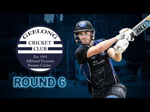 2019/20 Round 6 vs Geelong 1st XI: Highlights