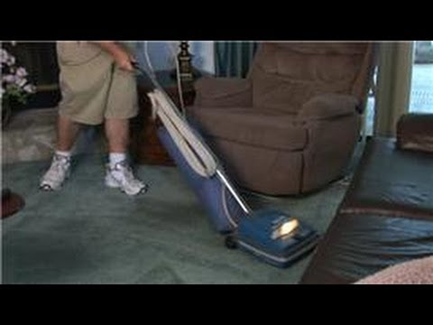 Carpet Cleaning : How to Clean the Carpet & Upholstery to Prevent Respiratory Problems