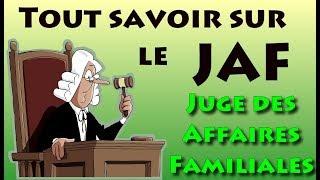 Juge aux Affaires Familiales (JAF) – Témoignage