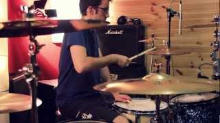 Xavi Madgoat - Angels & Airwaves - Anxiety (Drum Cover)