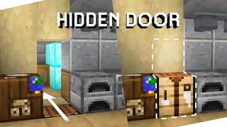 Cara Membuat Hidden Door - Minecraft Indonesia