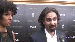 Bear McCreary Outlander Season 2 Premiere NYC