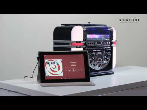 Ricatech RR700 mini-jukebox