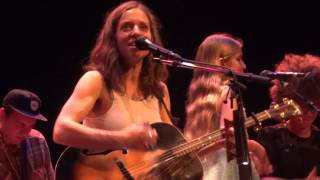 Ani DiFranco w Petah - Which Side Are You On (Arcata, CA 10/9/16)