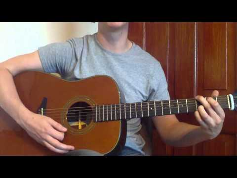 Begin Again EASY Guitar Lesson Taylor Swift