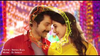 Uravaga neeyum sera | Seemaraja | whatsapp video status