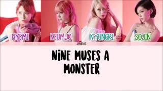 9Muses - Monster