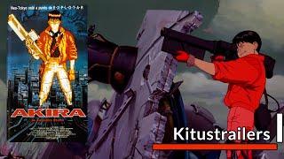 Tráiler Español Akira