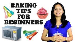 Baking Tips & Tricks | Baking Tips for Beginner | Tips to Make A Perfect Cake in Hindi | Urban Rasoi
