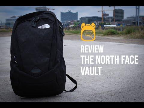 North Face Vault Rucksack – Review auf Deutsch – Rucksack Test