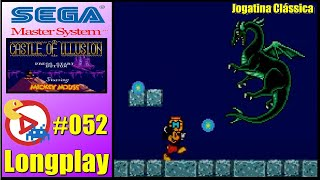 Master System Longplay Castle Of Illusion: Starring Mickey Mouse