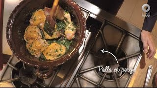 Tu cocina - Pollo en perejil