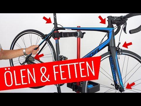 Fahrrad ÖLEN\/FETTEN - Dos & Don'ts - Fahrrad.org