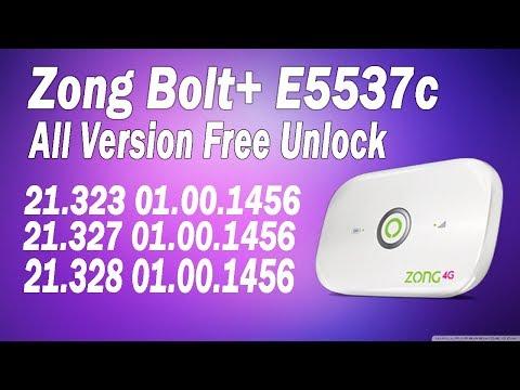 Huawei E5573Cs-322 01 Free Unlock , Zong 21 328 62 00 1456 Unlock
