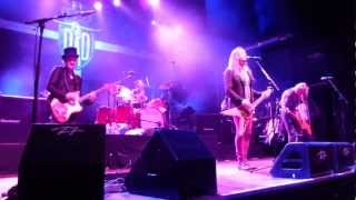 D-A-D - UNOWNED live - Pratteln 23.02.2013