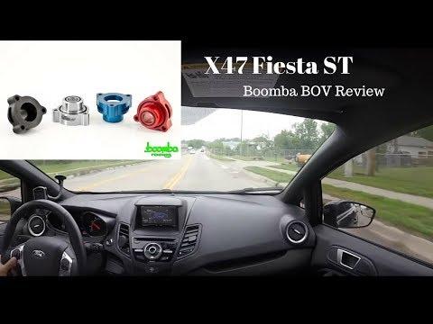 Boomba BOV Review Fiesta ST   IM STILL HERE! - смотреть
