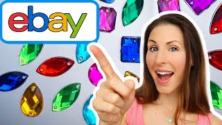 Ebay Shopping Haul! Jewelry Making Supplies Haul On A Budget :)
