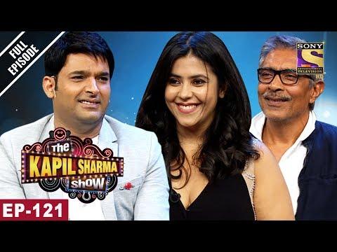 The Kapil Sharma Show - दी कपिल शर्मा शो - Ep-121 - Prakash Jha and Ekta Kapoor - 15th July, 2017