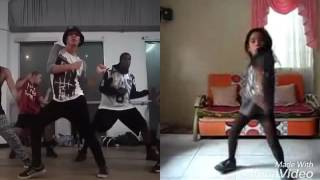 GET UGLY - Jason Derulo   @MattSteffanina Choreograph (@JasonDerulo #GetUGLY) 7y/o Yandrei Ponce
