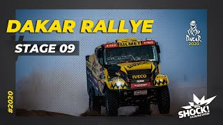 BIG SHOCK RACING // ETAP 09 // DAKAR 2020