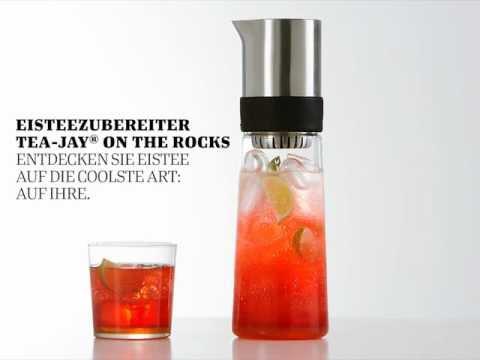 """Blomus: """"Tea-Jay on the rocks"""" - eine coole Erfrischung"""